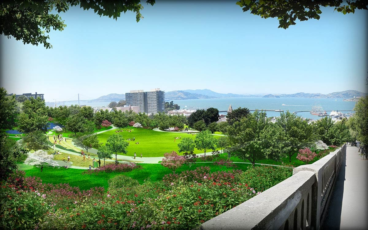 Proposed Francisco Park